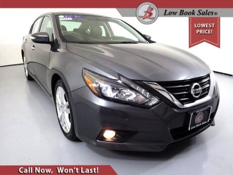 2017_Nissan_ALTIMA_3.5 SL_ Salt Lake City UT