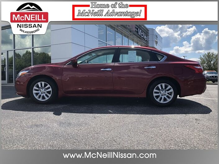 2017 Nissan Altima 2.5 High Point NC