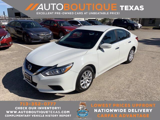 2017 Nissan Altima 2.5 Houston TX