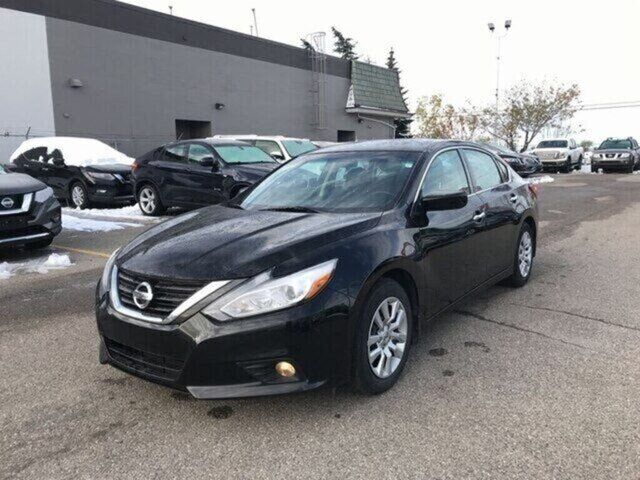 2017 Nissan Altima 2.5 S | AUTOMATIC |  *LOW PAYMENTS* Calgary AB