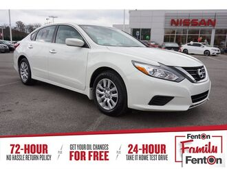 2017_Nissan_Altima_2.5 S_ Knoxville TN