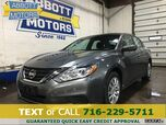 2017 Nissan Altima 2.5 S 1-Owner w/Great MPG