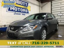 2017_Nissan_Altima_2.5 S 1-Owner w/Great MPG_ Buffalo NY