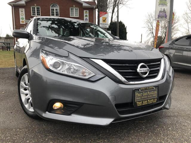 2017 Nissan Altima 2.5 S-55wk-Backup-HeatedSts-Bluetooth-Alloys-LowKm London ON