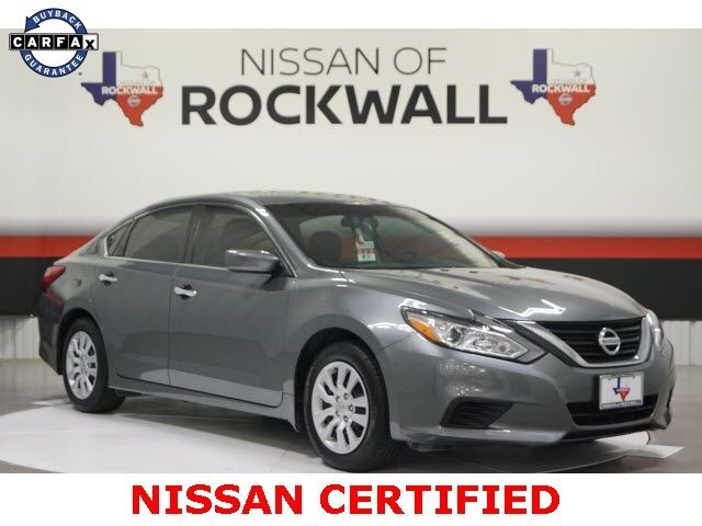 2017 Nissan Altima 2.5 S Rockwall TX
