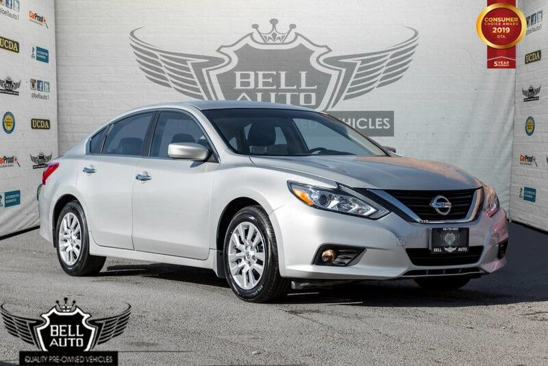 2017 Nissan Altima 2.5 S BACK UP CAM, BLUETOOTH, HEATED SEATS, VOICE COMMAND