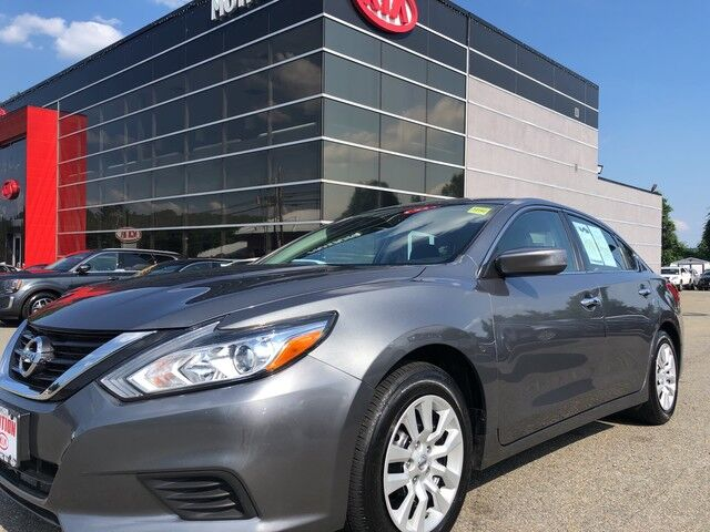 2017 Nissan Altima 2.5 S Hackettstown NJ