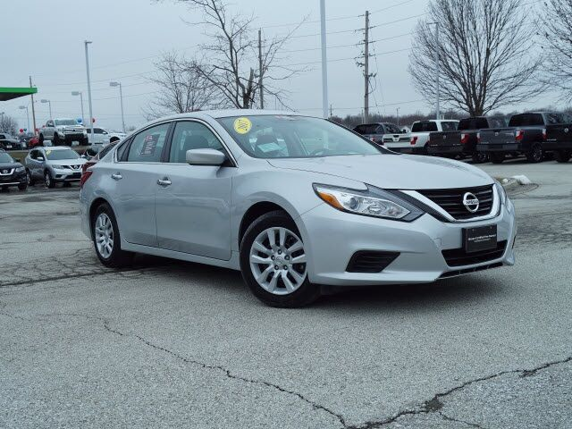 2017 Nissan Altima 2.5 S CERTIFIED Lee's Summit MO