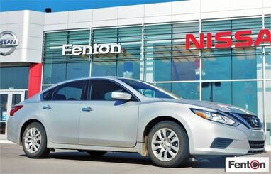 2017_Nissan_Altima_2.5 S CERTIFIED PRE-OWNED - ONE OWNER - LOCAL TRADE_ Ardmore OK