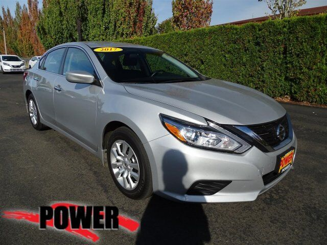 2017 Nissan Altima 2.5 S Corvallis OR