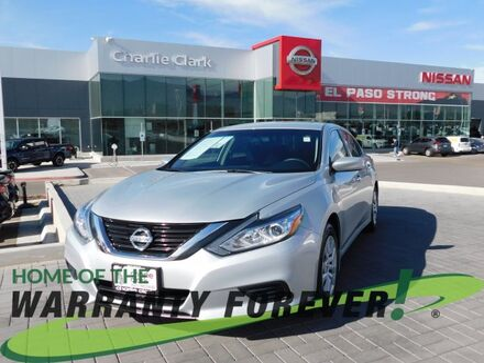 2017_Nissan_Altima_2.5 S_ El Paso TX