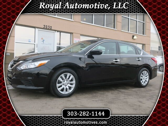 2017 Nissan Altima 2.5 S Englewood CO