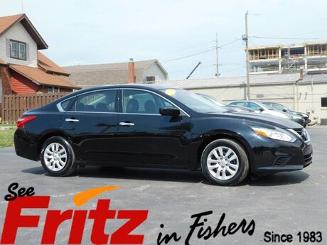 2017 Nissan Altima 2.5 S Fishers IN