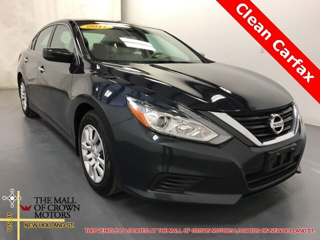 2017 Nissan Altima 2.5 S Holland MI