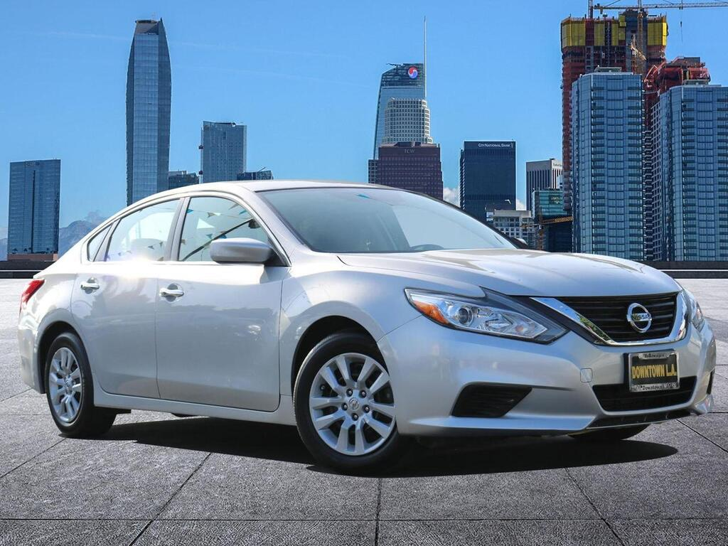 2017 Nissan Altima 2.5 S Los Angeles CA