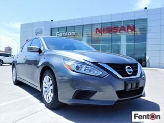 2017_Nissan_Altima_2.5 S Nissan Certified Pre-Owned - One Owner_ Ardmore OK