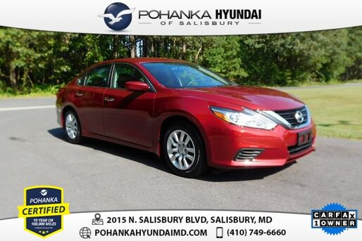 2017_Nissan_Altima_2.5 S **ONE OWNER**ASK TO DRIVE TODAY**_ Salisbury MD