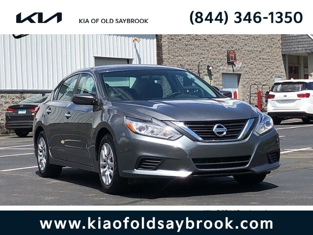 2017 Nissan Altima 2.5 S Old Saybrook CT