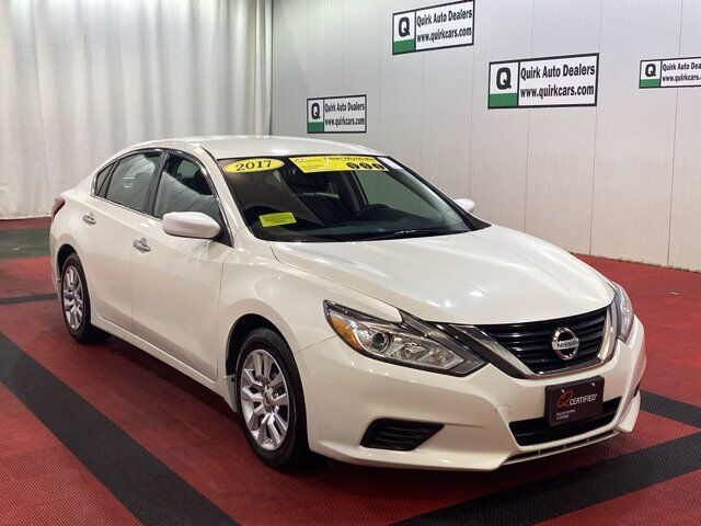 2017 Nissan Altima 2.5 S Quincy MA