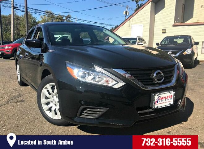 2017 Nissan Altima 2.5 S South Amboy NJ
