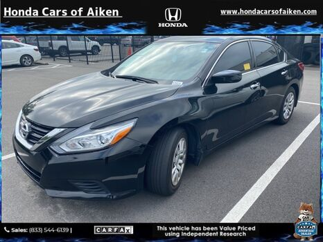 2017_Nissan_Altima_2.5 S_ Aiken SC