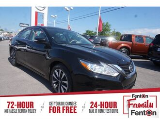 2017_Nissan_Altima_2.5 SL_ Knoxville TN