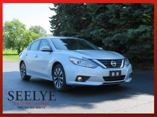 2017 Nissan Altima 2.5 SL Battle Creek MI