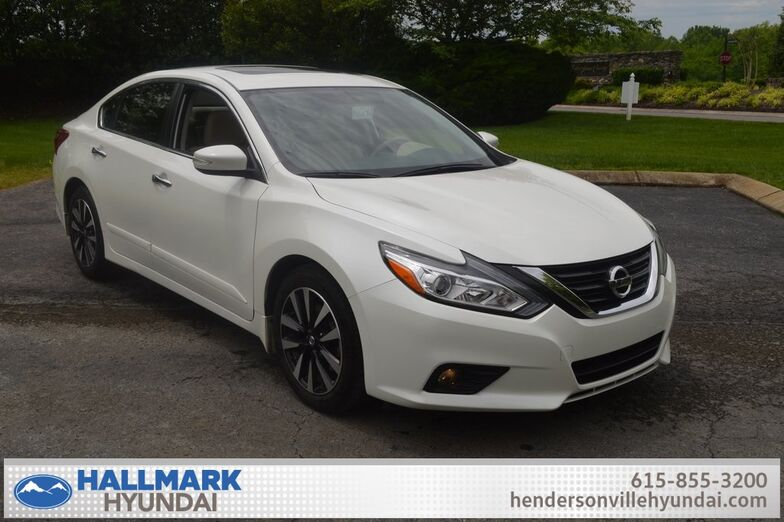 2017 Nissan Altima 2.5 SL Franklin TN