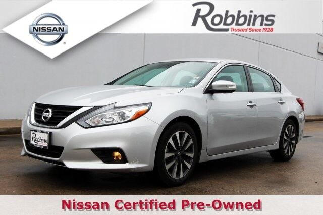 2017 Nissan Altima 2.5 SL Houston TX