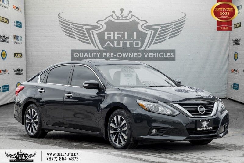 2017 Nissan Altima 2.5 SL, NO ACCIDENT, NAVI, LEATHER, SUNROOF, BLUETOOTH Toronto ON