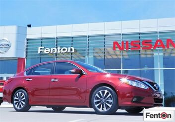 2017_Nissan_Altima_2.5 SL Nissan Certified Pre-Owned_ Ardmore OK