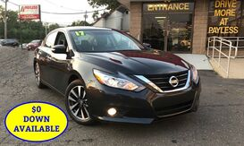 2017_Nissan_Altima_2.5 SL_ South Amboy NJ