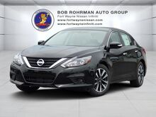 2017_Nissan_Altima_2.5 SL_ Fort Wayne IN