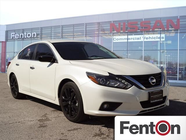 2017 Nissan Altima 2.5 SR CERTIFIED  MIDNIGHT EDITION Lee's Summit MO