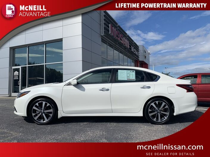 2017 Nissan Altima 2.5 SR High Point NC