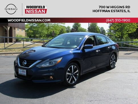 2017_Nissan_Altima_2.5 SR_ Hoffman Estates IL