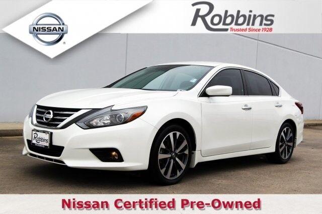 2017 Nissan Altima 2.5 SR Houston TX