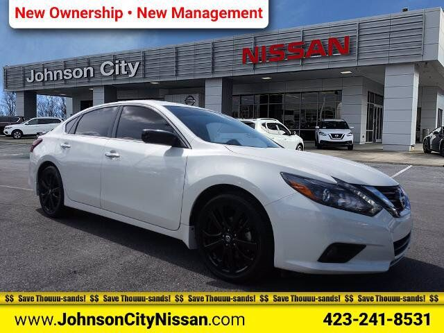 2017 Nissan Altima 2.5 SR Johnson City TN