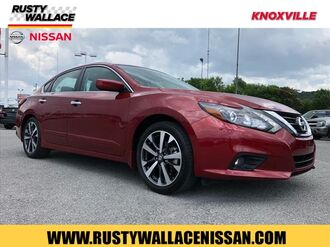 2017_Nissan_Altima_2.5 SR_ Knoxville TN