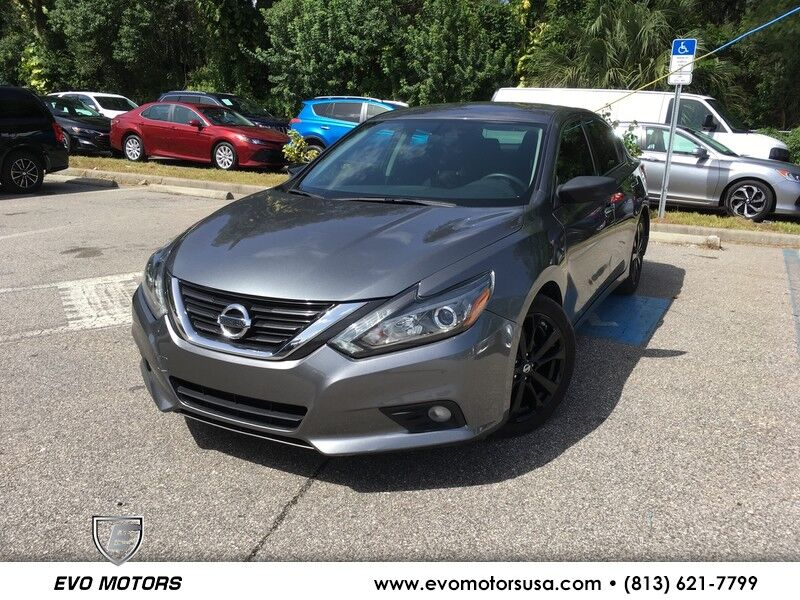 2017 Nissan Altima 2.5 SR MIDNIGHT EDITION Seffner FL