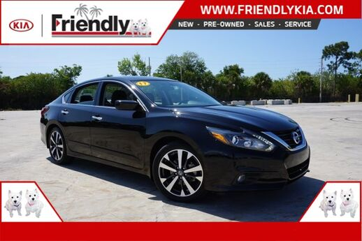 2017 Nissan Altima 2.5 SR New Port Richey FL