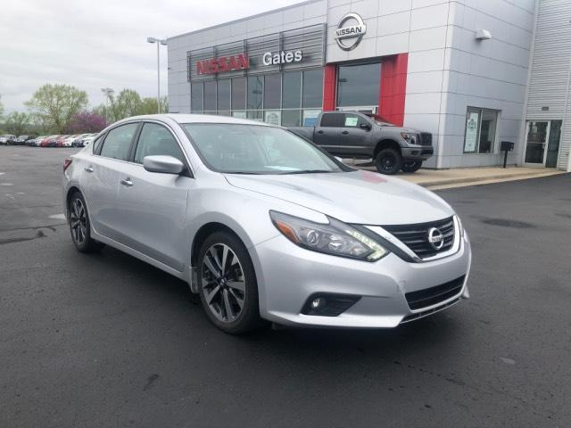 2017 Nissan Altima 2.5 SR Sedan Lexington KY