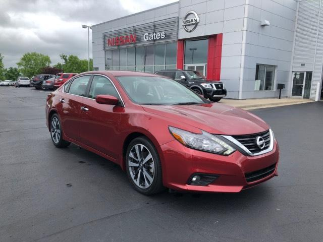 2017 Nissan Altima 2.5 SR Sedan Richmond KY