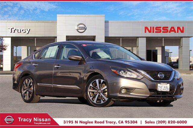 2017 Nissan Altima 2.5 SR Tracy CA