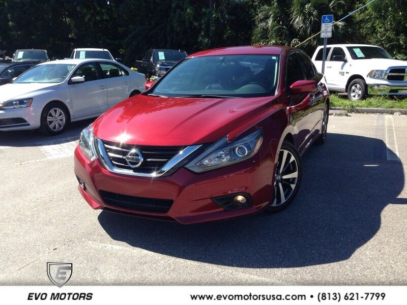 2017 Nissan Altima 2.5 SR W/ LEATHER Seffner FL