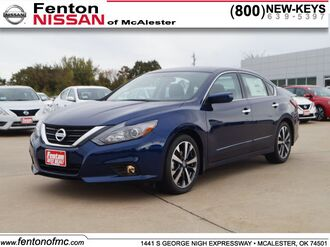 2017_Nissan_Altima_2.5 SR_ McAlester OK