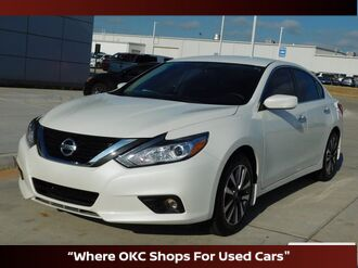 2017_Nissan_Altima_2.5 SV 1 Owner_ Oklahoma City OK