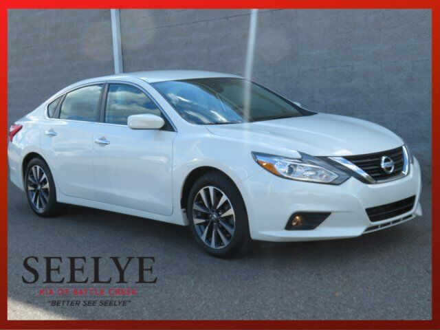 2017 Nissan Altima 2.5 SV Battle Creek MI