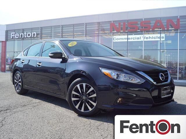 2017 Nissan Altima 2.5 SV CERTIFIED Lee's Summit MO