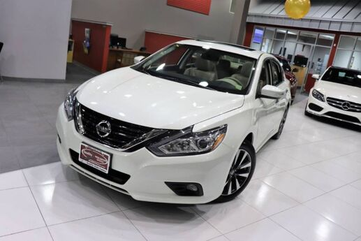 2017 Nissan Altima 2.5 SV Convenience Navigation Cold Weather Package Sunroof 1 Owner Springfield NJ